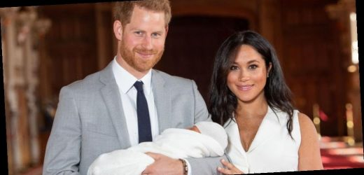 Prince Harry and Meghan Markle Are Allegedly Trying for a Second Baby in 2020