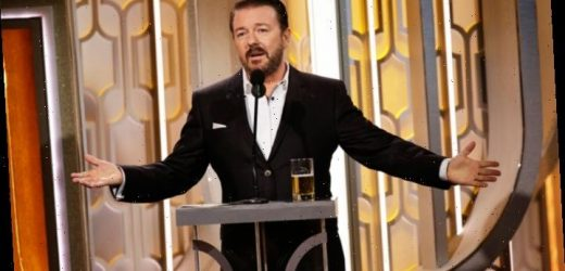 Golden Globes: Ricky Gervais Returning as Host For Fifth Time