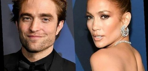 Jennifer Lopez Has a Surprising Nickname For Robert Pattinson