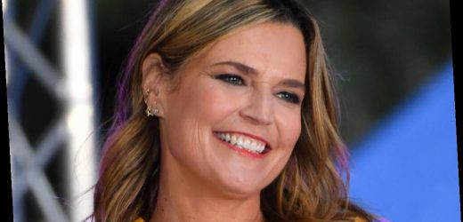 Savannah Guthrie Suffers Eye Injury; Still Hopes To Host Macy's Thanksgiving Day Parade