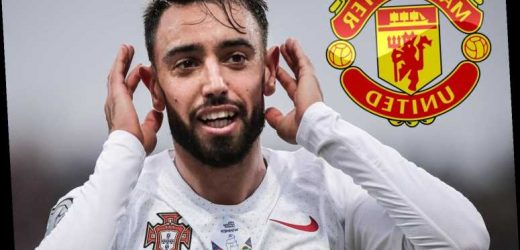 Man Utd can land Bruno Fernandes in January transfer window as desperate Sporting need to sell to clear £57m debt – The Sun