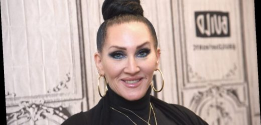 Michelle Visage is unrecognisable with blonde hair in incredible throwback photo