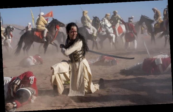 Film Review: 'The Warrior Queen of Jhansi'