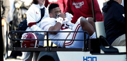 Tua Tagovailoa's injury 'very serious' in major Alabama blow