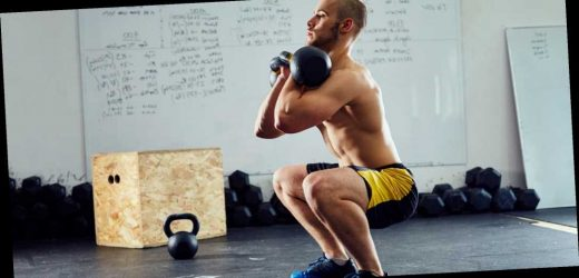 This 4-Move Circuit Will Blast Your Legs