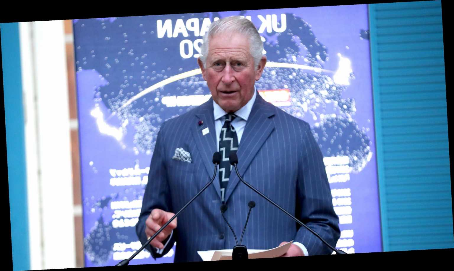 Prince Charles, 70, posts personal note to Instagram, reportedly his first one ever