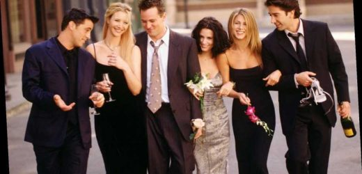 'Friends' reunion special in the works at HBO Max: report