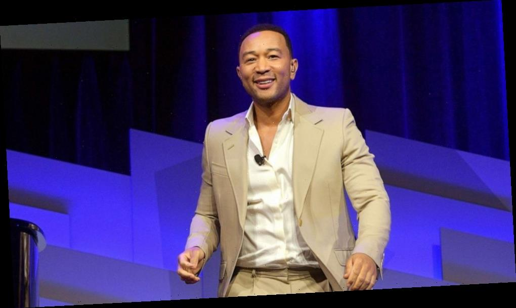 John Legend named People's Sexiest Man Alive. How Chrissy Teigen is celebrating