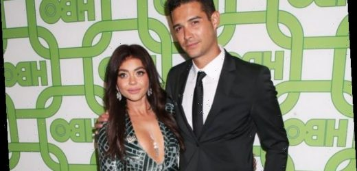 Sarah Hyland Called 'Hypocrite' After Posting Photo of Fiance Well Adams Grabbing Her Boobs