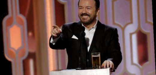 Ricky Gervais to Host 2020 Golden Globes: It Will Be the Last Time