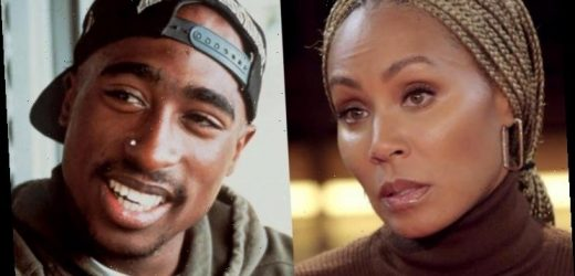 Jada Pinkett Smith: Tupac and I Were an Anchor for Each Other