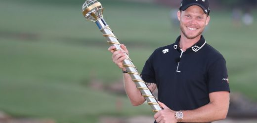 Danny Willett Fights His Way Back