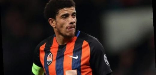 Taison: Shakhtar's Brazil midfielder after sending-off following alleged racist abuse