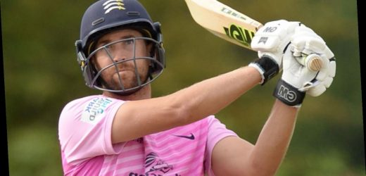 England batsman Dawid Malan joins Yorkshire from Middlesex