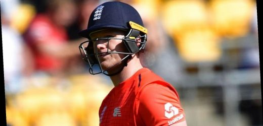 Eoin Morgan says England defeat in second T20I is 'good opportunity' for youngsters