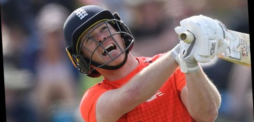Eoin Morgan: England loss in third T20I is 'one that got away from us'