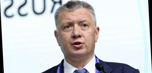 Russian track and field president resigns