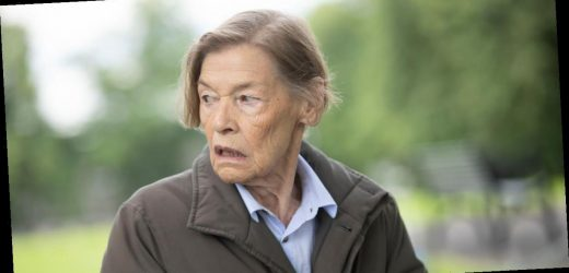 Glenda Jackson feared she had dementia while filming first TV show in 27 years