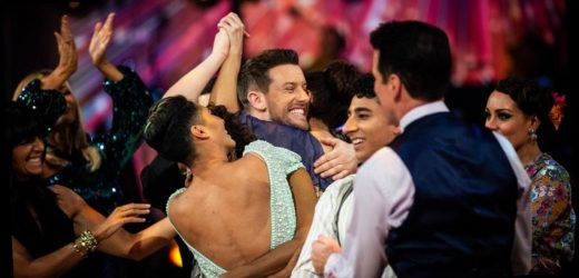 Strictly star gutted as they narrowly miss out on final after last dance-off