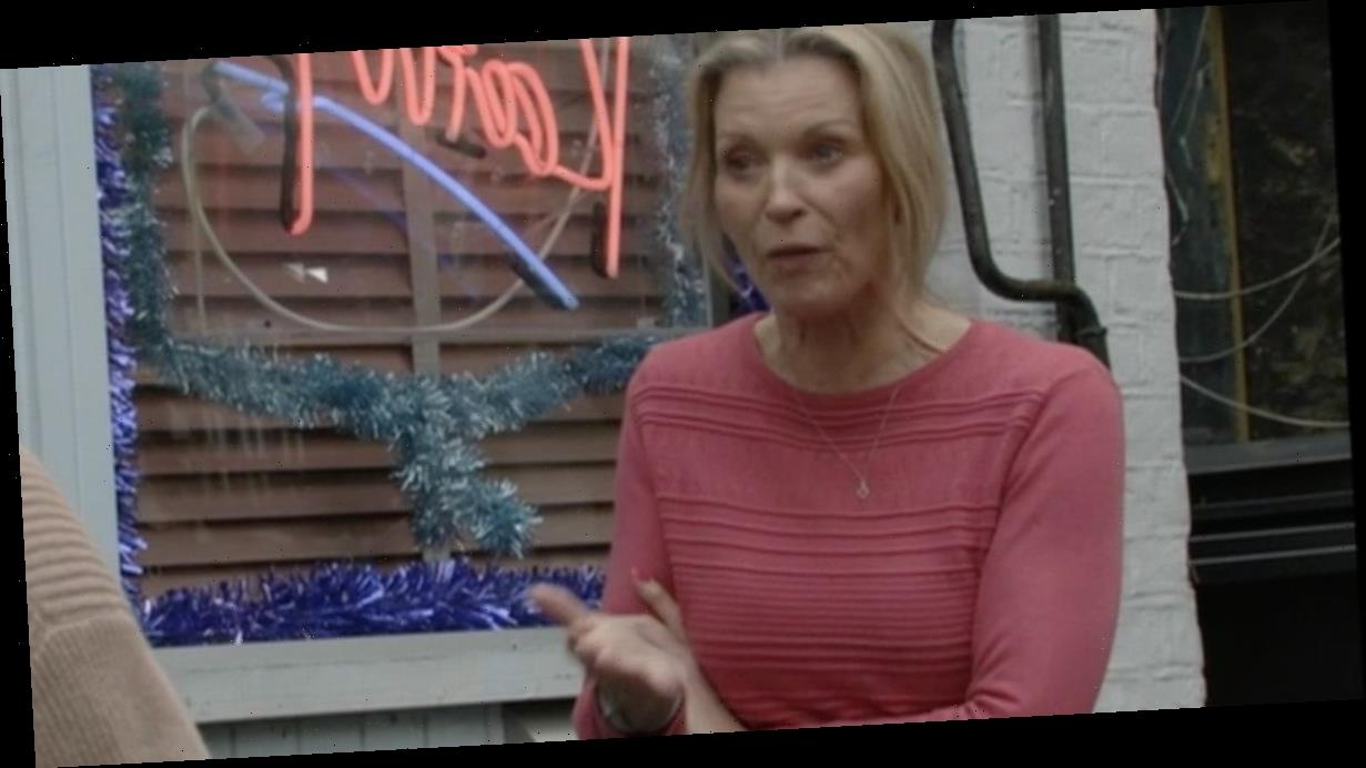 EastEnders viewers slam 'massive Tory' Kathy as Karen makes dig at Boris Johnson