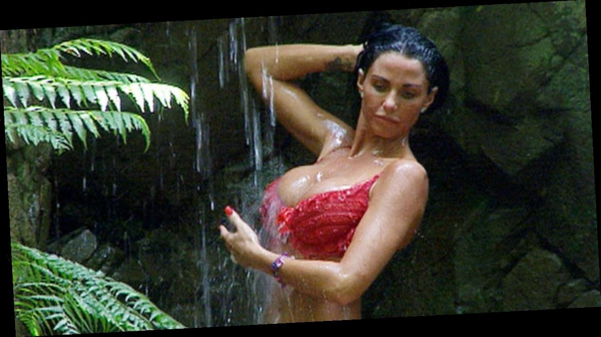 I'm A Celeb chiefs plan to sex up Jungle shower as ratings slump