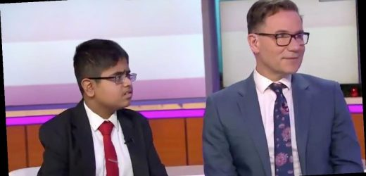 GMB slammed for 'mean' spelling challenge against Child Genius star, 14