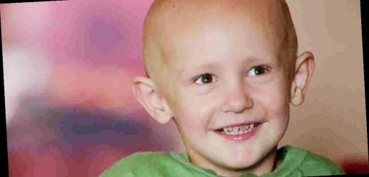 Campaign boy survived the 'worst case' of childhood cancer doctor has ever seen
