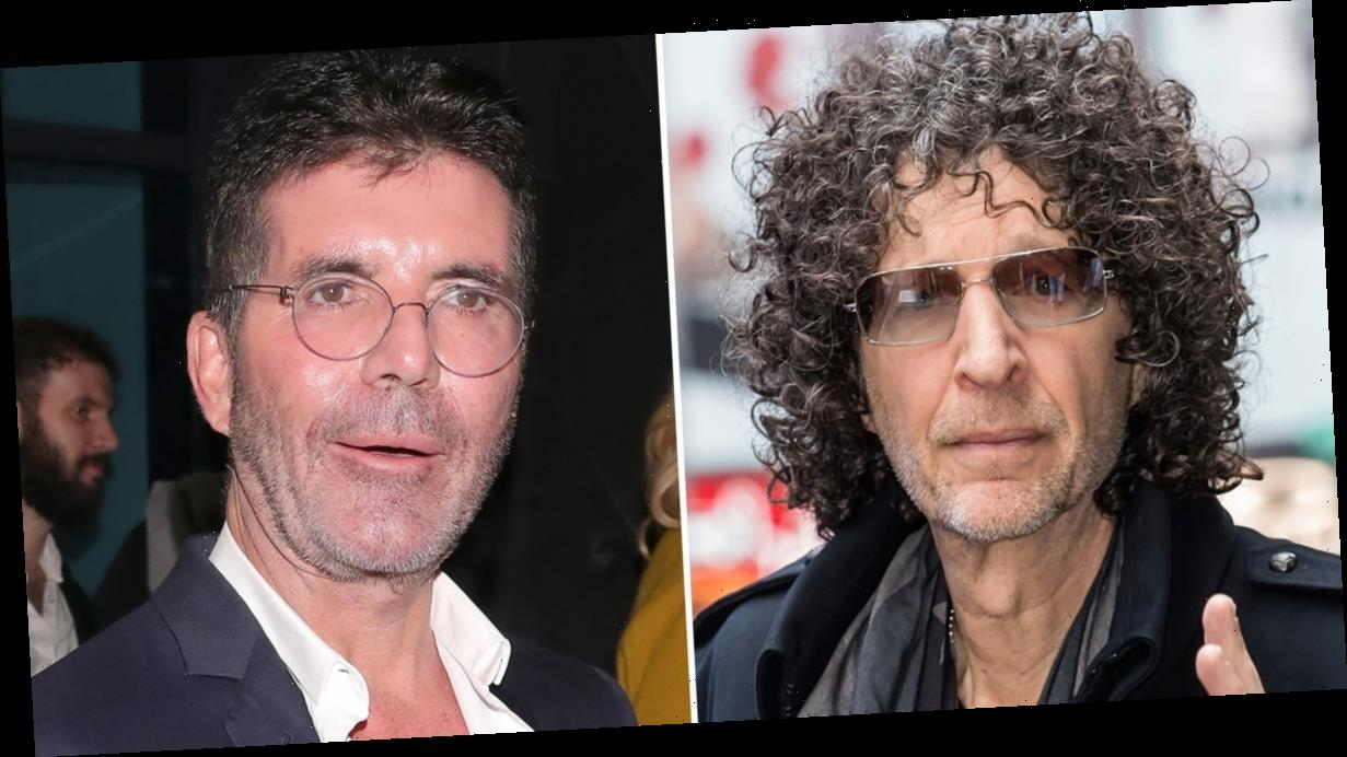 Howard Stern Blames Simon Cowell for Gabrielle Union, Julianne Hough AGT Ousting