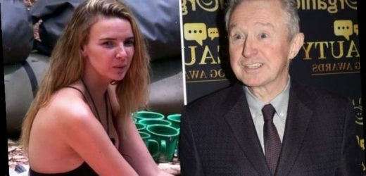 Nadine Coyle: 'Won't speak to you again' I'm A Celebrity star on warning from Louis Walsh