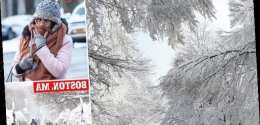 Misery in Northeast as deadly storm leaves thousands without power