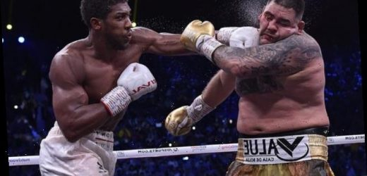 Anthony Joshua beats Andy Ruiz Jnr by unanimous points decision