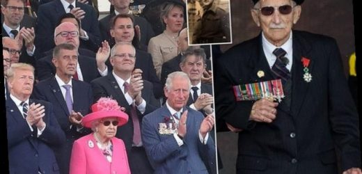 Normandy veteran John Jenkins MBE has died aged 100