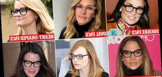 Expert reveals which eyewear best suits your face shape