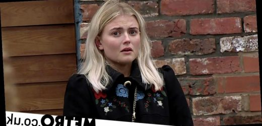 Spoilers: Bethany in danger from evil Ray amid Corrie exit storyline?