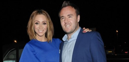 Corrie's Lucy-Jo Hudson says co-parenting with Alan Halsall 'can be difficult'