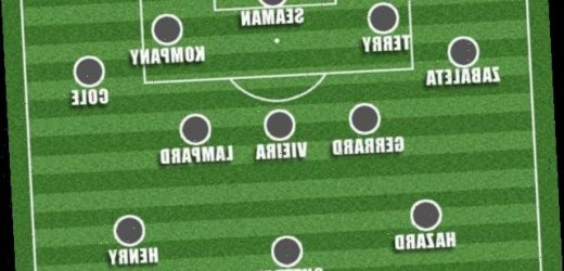 Class of 92 legends pick all-time Prem dream team… with NO Man Utd players allowed