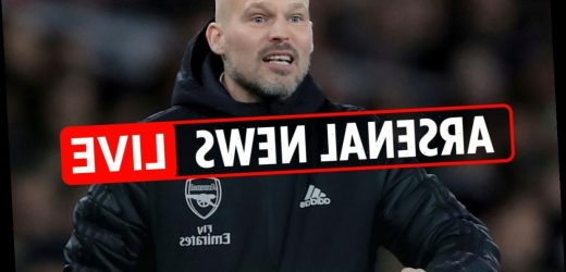 9am Arsenal news LIVE: Ljungberg says players 'scared', Aubameyang toilet break, Ozil-Mertesacker row, boss interviews – The Sun