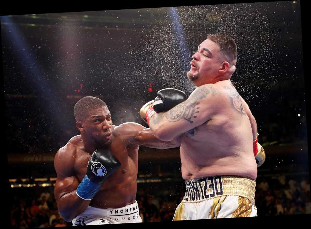 Joshua vs Ruiz 2 odds: 25/1 for Anthony Joshua to win with William Hill special – The Sun