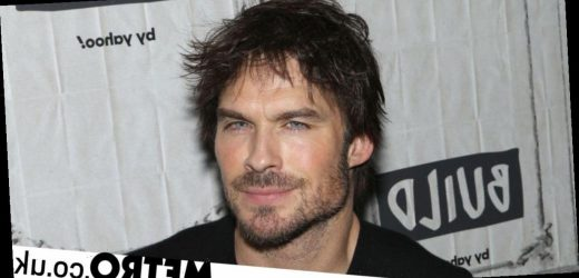 Ian Somerhalder lost his virginity at 13 to an older girl