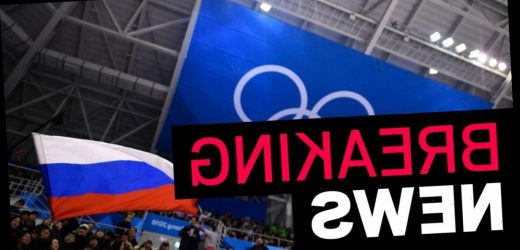 Russia given four-year sports ban including World Cup and Olympics