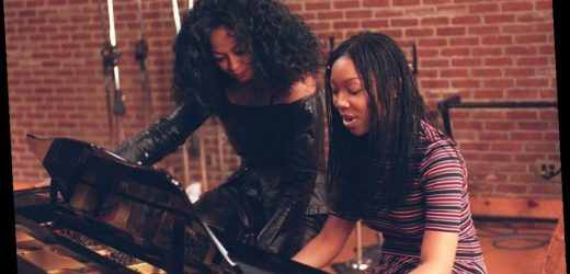 Brandy Starred in This Television Movie With Diana Ross