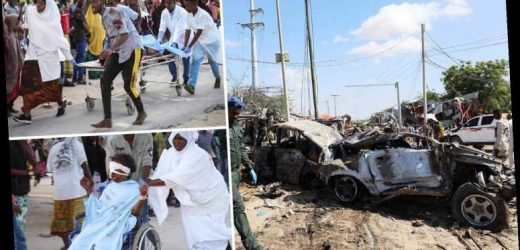 Mogadishu bombing – Dozens killed – including kids – as massive car bomb rips through Somali capital