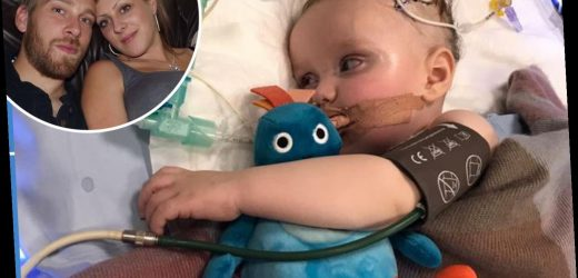 Parents refuse chemo for cancer-stricken baby son – and swear cannabis oil will save him – The Sun