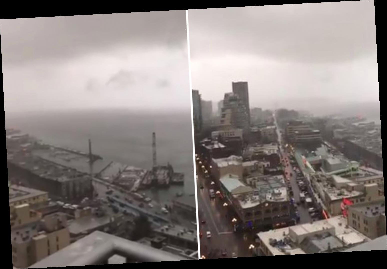 Seattle sees darkest day in recorded history – nearly 80x darker than a normal summer day – The Sun
