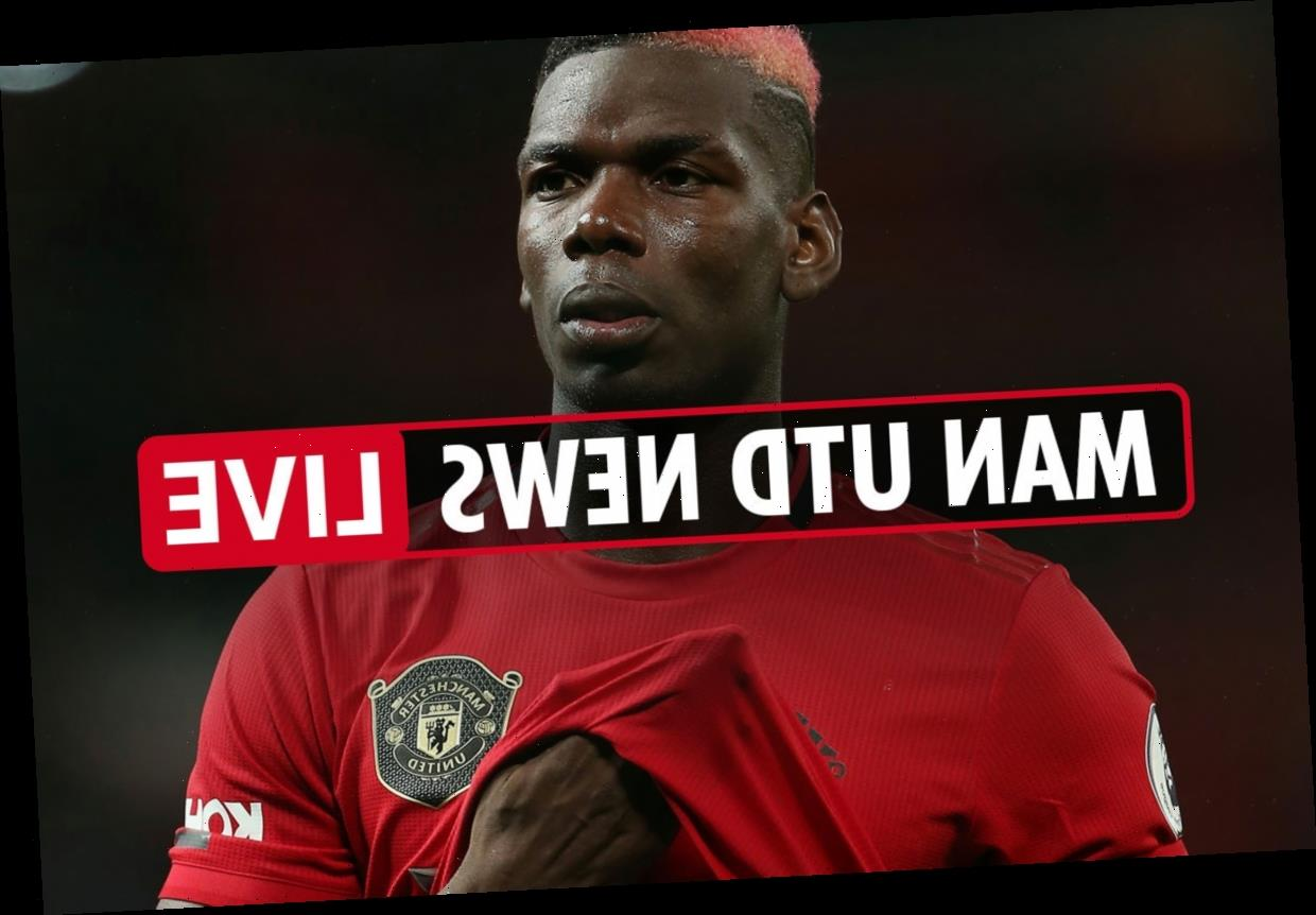 1pm Man Utd news LIVE: Pogba told to stay at United, Haaland £12m agent fee, City in Carabao Cup draw and Colchester win – The Sun