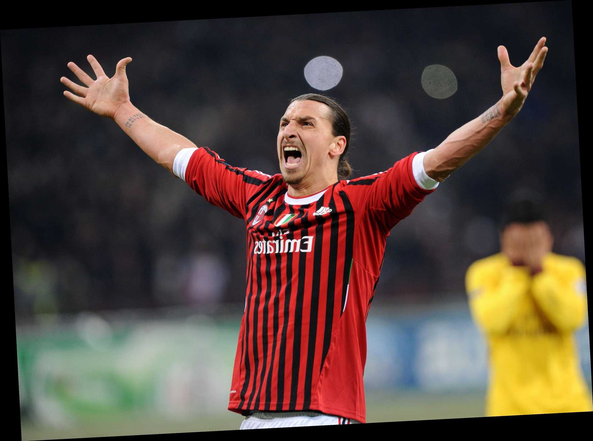 Zlatan Ibrahimovic agrees to AC Milan return despite Premier League transfer interest – The Sun