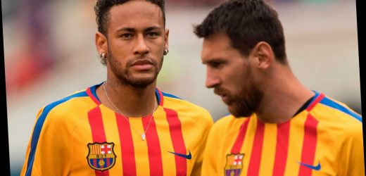 Barcelona considering re-signing Neymar from PSG as Lionel Messi transfer replacement once he decides to leave – The Sun
