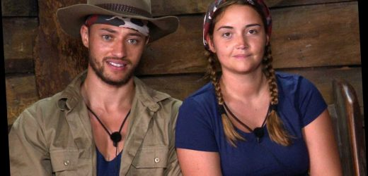 What did Myles Stephenson say to Jacqueline Jossa on I'm A Celebrity? Dan Osborne has been accused of cheating
