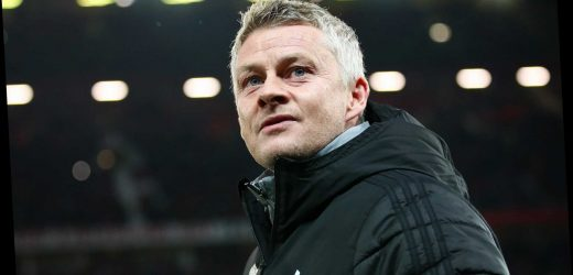 Solskjaer reveals Man Utd stars weren't working hard enough when he took over from Mourinho but are now 'on right track' – The Sun