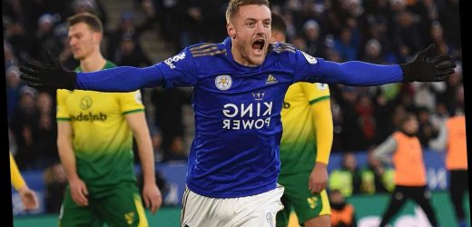 Leicester vs Liverpool betting tips: Jamie Vardy to score again and Foxes to halt Reds' Premier League winning run – The Sun
